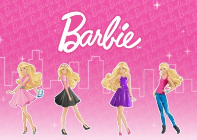 Barbie Stylist
