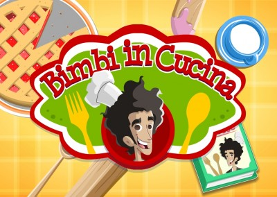Bimbi in Cucina