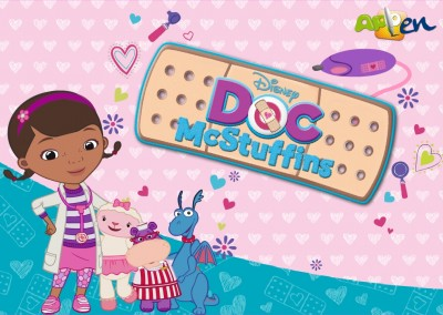 Appen Doc McStuffins