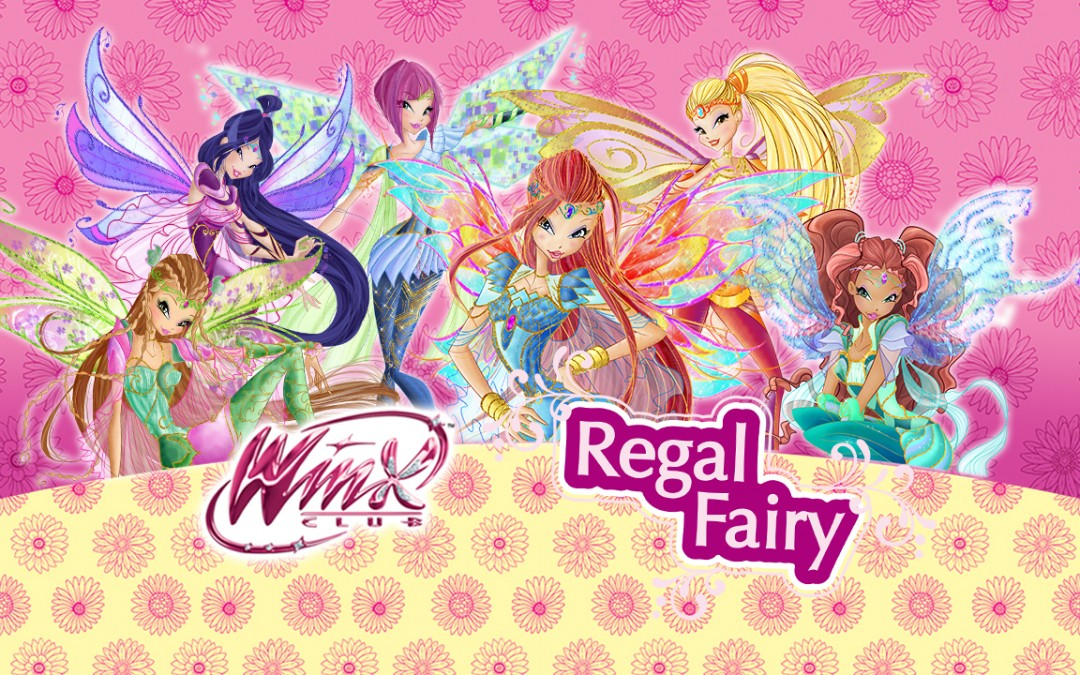 Winx Regal Fairy