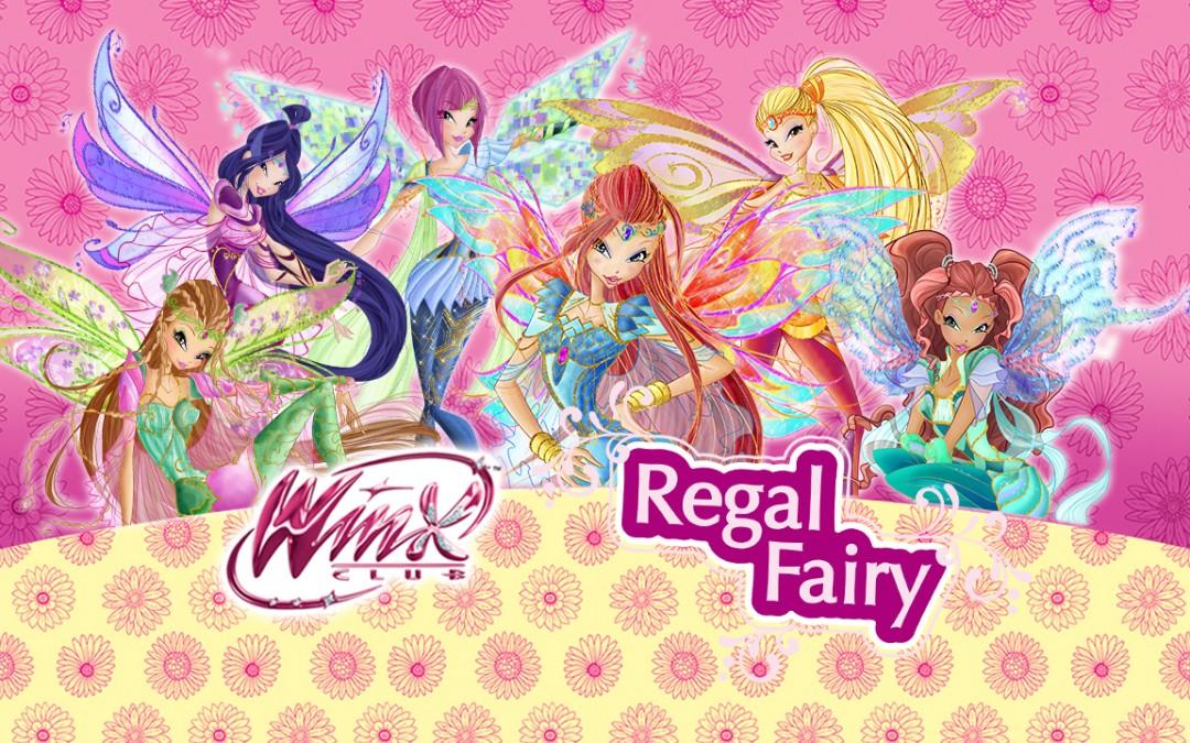 Winx Regal Fairy