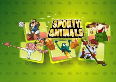 Athletic Animals