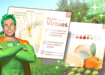fruitness AR Melazeta