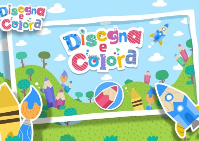 Disegna e Colora