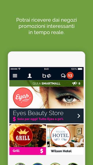 Be Here App - Melazeta srl - Gamification App Mobile Game Giochi Advergame