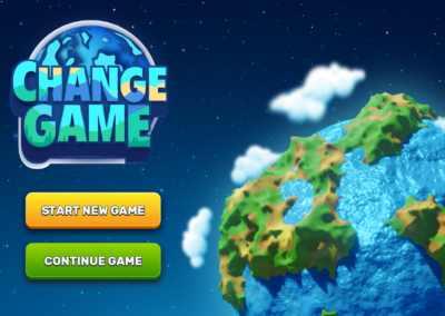 Change Game play with earth